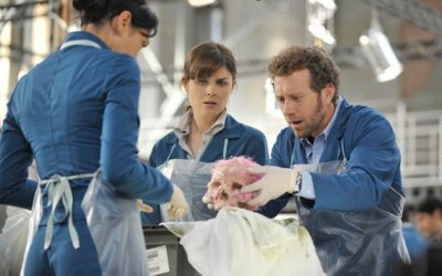 Wetpaint 10 Things You Didn't Know About Bones' TJ Thyne