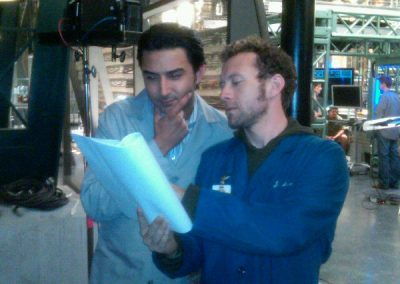 TJ-Pej_Vahdat-looking-at-script