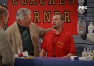 Dharma & Greg Near Death of a Salesman (ABC)