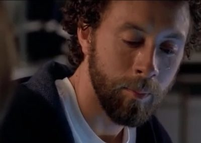 Aliens in a Spaceship Hodgins/Angela end scene