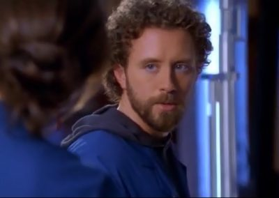 TJ Thyne The Boy in a Bush Angela Hodgins Rich