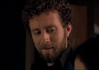 TJ Thyne The Girl with the Curl Asking for Date