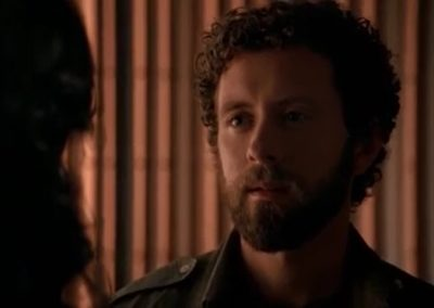 TJ Thyne The Girl with the Curl Crash and Burn