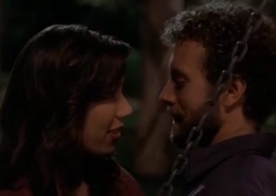 TJ Thyne The Girl with the Curl Swings