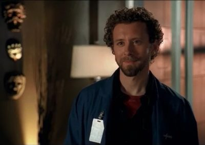 TJ Thyne The Graft in the Girl