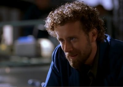 TJ Thyne The Man in the Bear