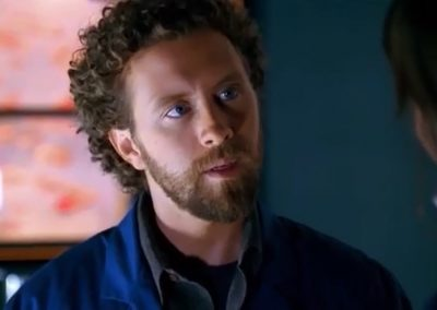TJ Thyne The Man in the Bear image 3