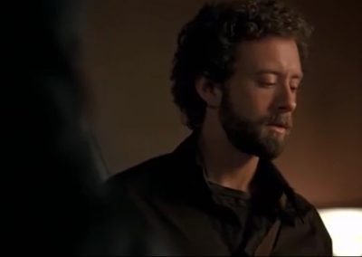 TJ Thyne The Man in the Mansion Resignation Letter