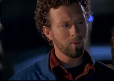 TJ Thyne The Man in the Morgue