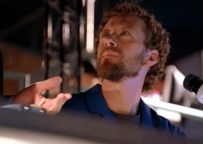 TJ Thyne The Man in the Wall Booth and Hodgins
