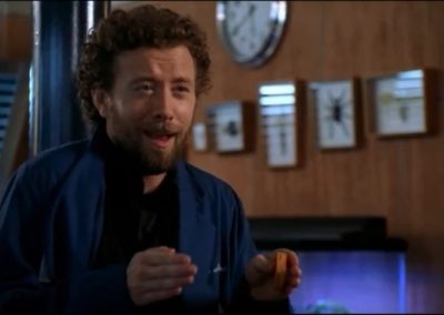 TJ Thyne The Woman in the Garden