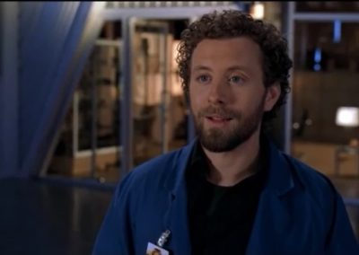 TJ Thyne The Woman in the Garden image 1