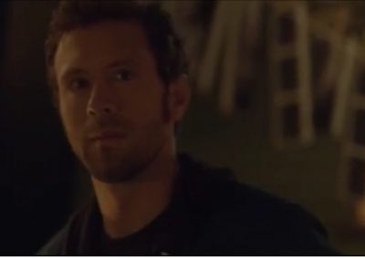 TJ Thyne The Blackout in the Blizzard