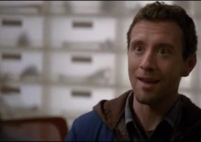 TJ Thyne The Bones on the Blue Line