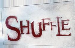 Shuffle the movie by Kurt Kuenne (film logo)