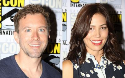 Showbiz-Junkies.com 'Bones' Final Season: Michaela Conlin and TJ Thyne Interview