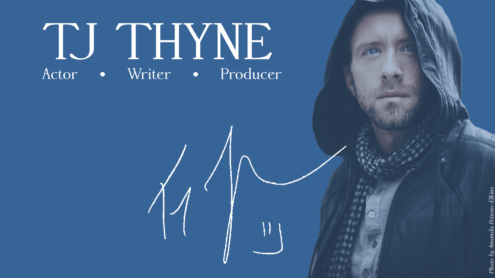 image of TJ Thyne - Actor, Writer, Producer