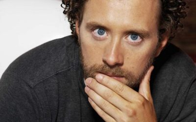 Popgurls.com 20 Questions with TJ Thyne