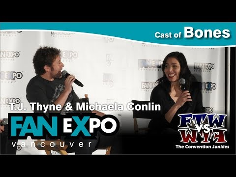 FTWvsWTF TJ Thyne & Michaela Conlin – Fan Expo Vancouver